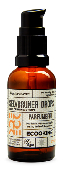 Ecooking Selvbruner Drops 30 ml