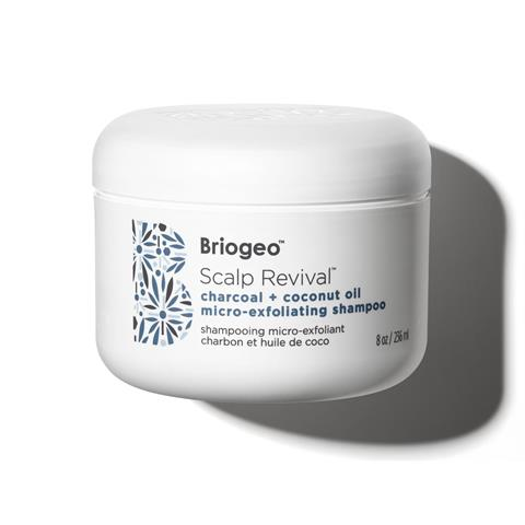 Image of   Briogeo Scalp Revival™ Charcoal + Coconut Oil Micro-exfoliating Shampoo 236ml