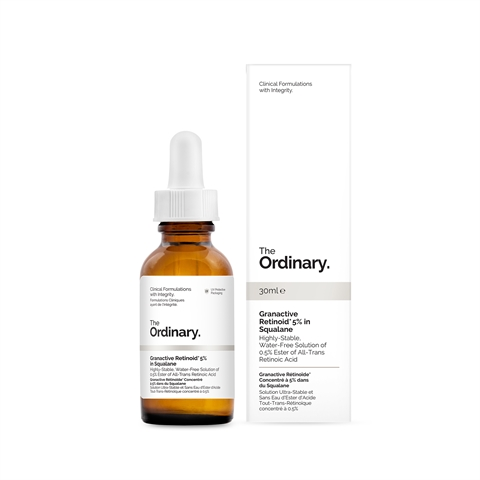 Image of   The Ordinary Granactive Retinoid 5% in Squalane 30 ml