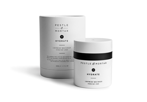 PESTLE & MORTAR Hydrating Moisturiser 50 ml