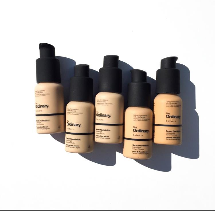 The Ordinary Serum Foundation 1.0 N very fair Neutral