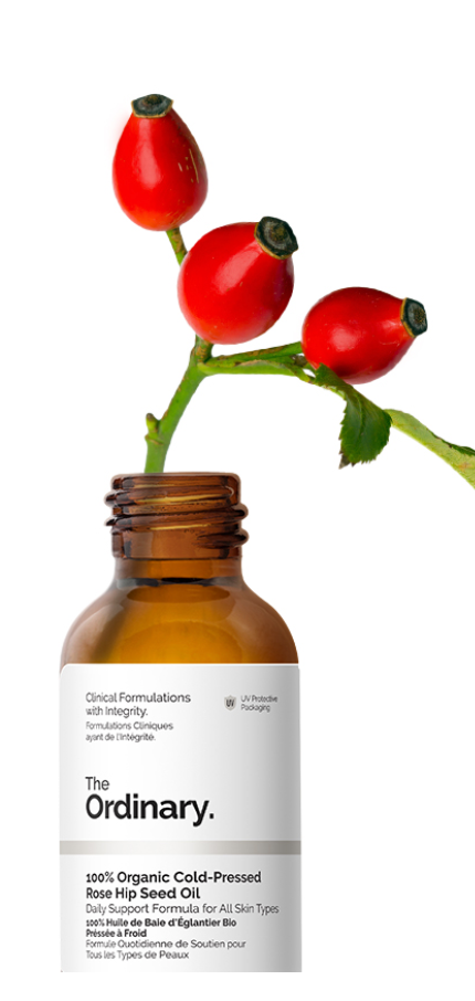 The Ordinary 100% Organic Cold-Pressed Rose Hip Seed Oil 30 ml