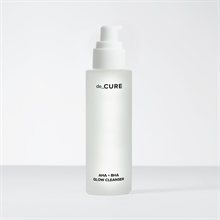 de_CURE AHA + BHA Glow Cleanser 100ml & Eye Repair 7ml
