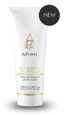 Alpha-H LIQUID GOLD RESURFACING CLEANSING CREAM 100 ml