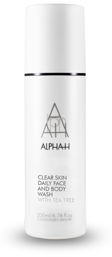 Alpha-H Clear Skin Daily Face Wash 200ml