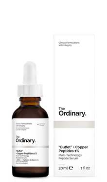 The Ordinary Buffet + Copper Peptides 1% 30 ml